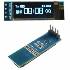 """0.91"""" 128x32 I2C IIC Serial Blue OLED LCD LED Display Module 12832 SSD1306"""