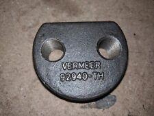 1 X VERMEER ROTATECH STUMP GRINDER TOOTH SADDLE 92940-003