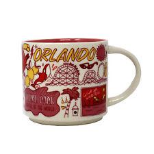 Starbucks Orlando Been There Series (Bts) Caneca De 14 onças