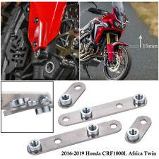 Front Fender Riser Kit Stainless Steel For Honda Africa Twin CRF1000L 2016-2019