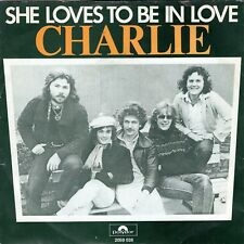 7inch CHARLIEShe loves to be in loveHOLLAND 1978 EX (S0055)