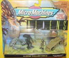 Aliens-Micro Machines set #3 (APC, derelict ship, Hicks & alirn Queen)
