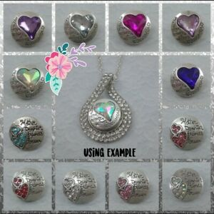 ❤ Snap Jewellery–Design Your Own ❤ Snap Buttons 18mm ❤FOR BRACELETS & NECKLACES❤