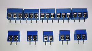 Printklemme Anschlussklemme Klemme 3P Leiterplattenklemme Klemmenblock Terminal