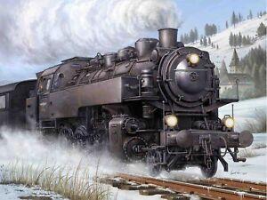 Trumpeter 00217-1 :3 5 Locomotora BR86 - Nuevo