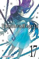 PandoraHearts, Vol. 17 by Jun Mochizuki Paperback, 2013 Yen Press Manga English