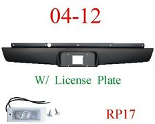 RP17 04 12 Chevy Colorado Roll Pan Rear, With License Plate Light, GMC Canyon