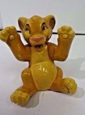 simba disney made in china figurine