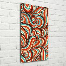 Wandbild Druck auf Plexiglas® Acryl Hochformat 70x140 Wirbel