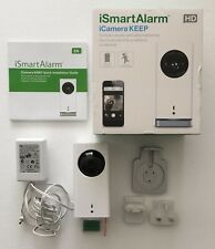 iSmart Alarm iCamera KEEP – Complete Boxed ISC3 Apple Home Security & Safety