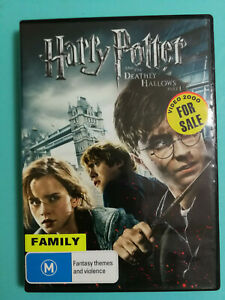 Harry Potter and the Deathly Hollows Part 1 Rated M R4 Acceptable