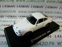 AP41N Voiture 1/43 IXO AUTO PLUS : Porsche 911s 1968