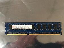 HMT112U7TFR8C Hynix 1GB PC3-10600 DDR3-1333MHz ECC Unbuffered CL9 240-Pin DIMM