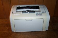 HP LaserJet 1018 Printer Used in Very GOOD Condition Works Great Free Shipping