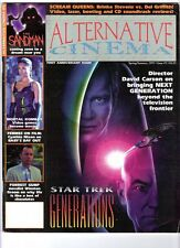 WoW! Alternative Cinema #5 Star Trek: Generations! The Sandman! Mortal Kombat!