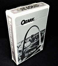 Ozark Airlines Flies Your Way St Louis Playing Deck Bridge Cards Sealed