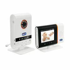 """CHICCO top digital VIDEO Baby monitor USB Stecker display 3"""" Touch-screen"""