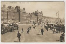 Dorset postcard - Weymouth  - The Parade - LL no. 21 - P/U 1926