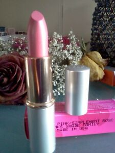 LOT OF 2 MARY KAY SIMPLY PINK Lipsticks  ~  NEW IN BOX.