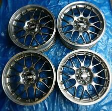 "Genuine BBS RS GT 18"" 5x120 split rims bmw m3 m4 m5"