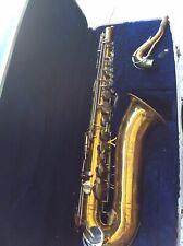 King Cleveland 615 Tenor Saxophone