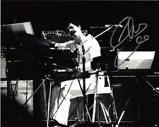 JAZZ KEYBOARDIST CHICK COREA SIGNED 8x10 PHOTO D w/COA PIANIST CRYSTAL SILENCE
