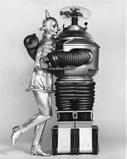 BOB MAY AS THE ROBOT  FROM LOST IN SPACE 8x10 Photo