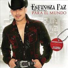 Espinosa Paz Al Diablo Lo Nuestro CD New Nuevo Sealed