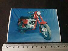 Press Photo Motorcycle Yezdi 250 Classic Jawa India