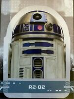 2019 Topps Star Wars The Rise of Skywalker Character Sticker CS-7 R2-D2