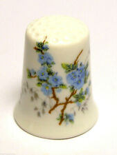 Fingerhut Thimble - Blauer Blütenzweig