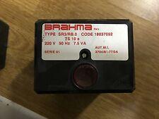 BRAHMA QUADRO SR3/CM SR3 RB.0  COD. 18037052 BRUCIATORE CALDAIA