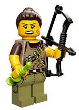 Lego Minifigures Serie 12 Minifigura Dino Tracker 71007 - Nuevo, 100% Original