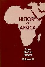 History of Africa: From 1945 to Present, Gailey, Harry A., Good Book