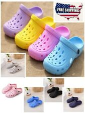Women Textured Garden Clogs Back Strap Slip On Water Medical Shoes Light Weight