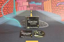 KURUSHI FINAL PS1 PSX PLAYSTATION ENVÍO 24/48H