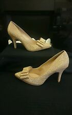 Topshop Women's high heels size 8 worn once, Christmas, Party rrp £55.00