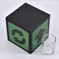 Mysterious Box Magic Tricks Magician Gimmick Props Illiusion Mentalism Classic