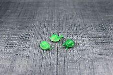 Vtg DollHouse Miniature Doll House Tiny Plastic Turtle Set Accessory