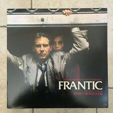 Ennio Morricone / Simply Red _ Frantic _ LP 33 giri Soundtrack _1988 Elektra USA