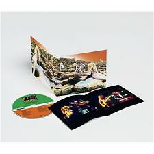 LED ZEPPELIN HOUSES OF THE HOLY REMASTERED 2014 2 CD DIGIPAK NEW