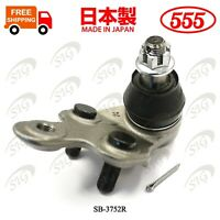 1 555 Front Right Lower Ball Joint for Lexus RX330 2004-2006 Japan Made SB-3752R