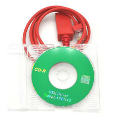 Wouxun USB Programming Cable for KG-UV920P Car Mobile Radio with CD Driver