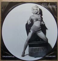 MADONNA DEEPER AND DEEPER 1992 UK SIRE VINYL 12 INCH PICTURE DISC W0146TP