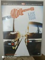 THE MONKEES - LIVE SUMMER TOUR DVD NUOVO SIGILLATO