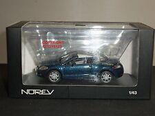 NOREV 800167 MITSUBISHI ECLIPSE SPIDER DARK BLUE DIECAST MODEL CAR