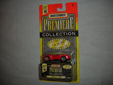 1995 MATCHBOX *PREMIERE COLLECTION* RED VIPER RT/10 SERIES 4 LIMITED 1/25000