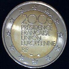 2 Euro Gedenkmünzen Aus Frankreich Euro Jahr 2008 Günstig Kaufen Ebay