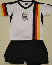 4 STELLE CAMPIONI DEL MONDO GERMANIA bambini maglia con pantaloni ERL 110/116