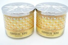2017 / 2 BATH & BODY WORKS CHAMPAGNE TOAST  Large 14.5 OZ  SOLD OUT IN STORES